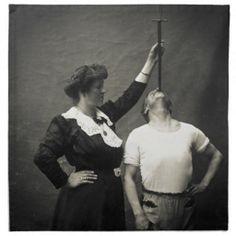 Vintage Circus Freak   Vintage Circus Sideshow Sword Swallower Freak Cloth Napkin from Zazzle ..