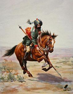 cavalry british raj - Google Search