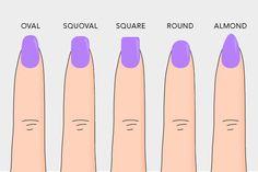 nail tip