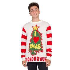 LED Ugly Christmas Sweaters