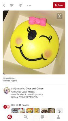 62 Best Emojis cakes images in 2016 | Emoji cake, Cake