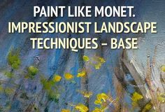 """Check out this micro-course: """"Paint Like Monet. Impressionist Landscape Techniques - Base"""" by Creative Common Courses https://coursmos.com/course/paint-like-monet-impressionist-landscape-techniques-base/3 #Art & Photography @coursmos"""