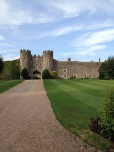 Visit Amberley Castle – once inhabited by Queen Elizabeth I