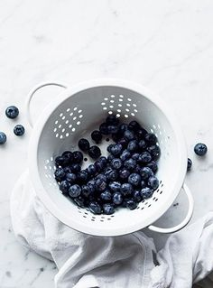 Blueberries for your health.