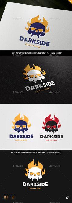 Dark Side — Vector EPS #hard #gang • Available here → https://graphicriver.net/item/dark-side/9896580?ref=pxcr