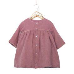0abee1fce0506 Pochette Patron de Couture - version papier Bébé Fille de 6 mois à 4 ans  Blouse