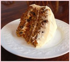The Best Carrot Cake Ever- It truly is! My family loved it on easter. I was a little bit skeptical if the buttermilk glaze but I think it really kicked up the flavor! My go-to carrot cake! Best Carrot Cake Recipe Southern Living, Ultimate Carrot Cake Recipe, Southern Recipes, Sweet Recipes, Cake Recipes, Dessert Recipes, Dinner Recipes, Just Desserts, Delicious Desserts