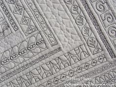 Hilary Florence Quilting Workshop: I'm late, I'm late, for a very important date!