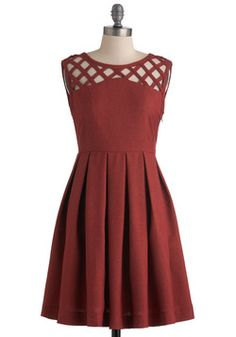 """Been There, Grenadine That Dress, #ModCloth """"I can make this!"""""""