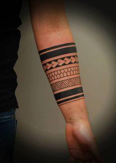 Výsledek obrázku pro Maori Bracelete Polinésia