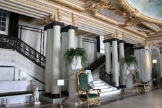 biltmore house grand staircase - Google Search