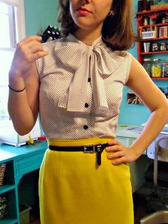 Easter Outfit by lladybird, via Flickr