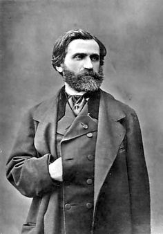 Giuseppe Verdi in Francia