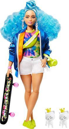 Barbie Mode, Barbie Clothes, Barbie Dolls, Barbie Doll Outfits, Bjd Dolls, Barbie Style, Short Blanc, Barbie Fashionista Dolls, Fashion Dolls
