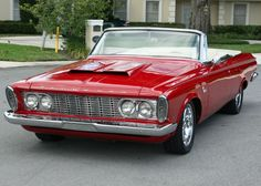 1963 Plymouth Sport Fury Convertible | MJC Classic Cars | Pristine Classic Cars For Sale - Locator Service