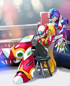 Zero: I'll make wrestling absolutely beautiful~