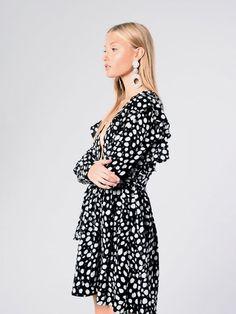 705e127a2c6 Cow Print T-Shirt Dress by Glamorous Petite in 2019