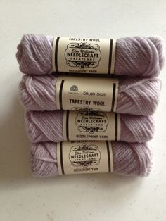 Elsa Williams Needlepoint Tapestry Yarn N625 by NovemberE on Etsy, $1.50 per skein