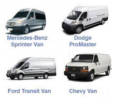 select-a-van