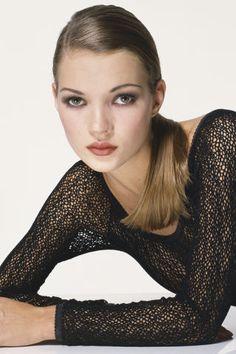 Kate Moss' beauty Transformation: