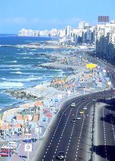 Alexandria, Egypt = piece from my heart