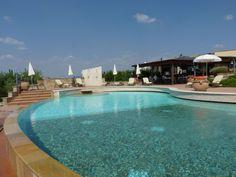 Un tuffo nel blu... Borgo Brufa SPA Resort, Brufa di Torgiano (PG), Italy
