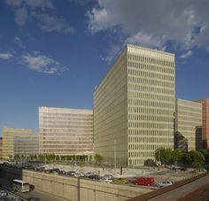 Ciudad de la Justicia de Barcelona & L'Hospitalet de Llobregat,© Joan Argelés
