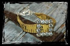 diy seamstress bractlet to make up for this sold out version: http://pinterest.com/pin/501951875/