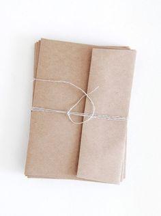 SUPPLY PAPER CO. | kraft paper envelopes