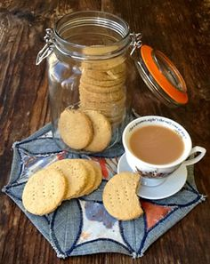 Healthy Digestive Biscuits from @SarahJane457 Tales From The Kitchen Shed #FamilyFoodies #HealthyKids