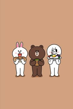 Cony Brown Moon
