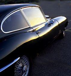 E Type Jaguar my best car ever owned . Photo Steve Turner Photography