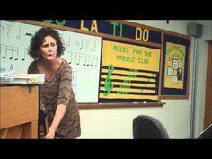 ▶ Middle School Music Lesson.wmv - YouTube  #middleschoolmusic