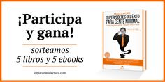 Sorteo del libro Superpoderes de éxito para gente normal de Mago More #sorteo #concurso http://sorteosconcursos.es/2016/03/sorteo-del-libro-superpoderes-de-exito-para-gente-normal-de-mago-more/