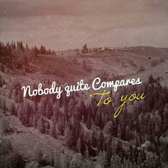 Nobody compares to you. Sad Quotes, Daily Quotes, Best Quotes, Love Quotes, Great Inspirational Quotes, Motivational Images, Patama Quotes, Hugot Quotes, Hugot Lines