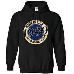 Made IN USA 1989 T-Shirts, Hoodies, Sweaters