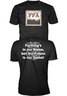 FFA shirt idea