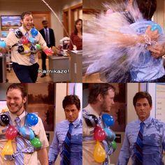 I love Chris Pratt