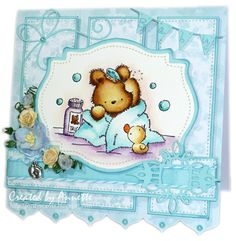 """Netty's Cards: First """"As You Like It"""" Challenge and a DT CALL"""