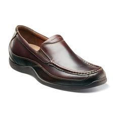 Florsheim Charger Venetian Loafer 13196 slip on casual rubber sole