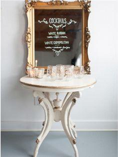 vintage wedding rentals | vintageambiance.com