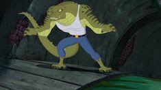 SuperHeroGirls-Killer Croc 14 by GiuseppeDiRosso on DeviantArt Killer Croc, Dc Super Hero Girls, Batman Art, Warner Bros, Cartoon Network, Crocs, Cute Animals, Animation, Fan Art