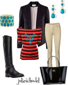 """Even if I'm not riding...."" by julieschudel on Polyvore"