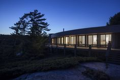 Altius Architecture have completed the renovation of a house in Ontario, Canada.