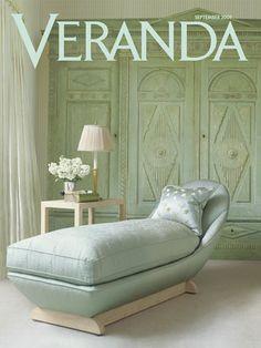 Veranda's Covers September 2009 - Veranda.com