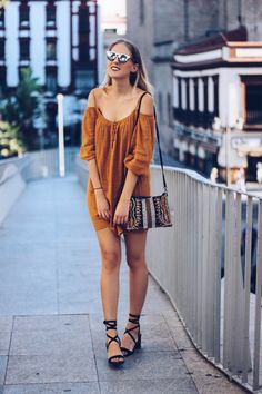 Boho dress | DearDiary-fashion