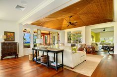 Kukuiula Plantation House Cottage Fully Furnished - Luxury Home, Kauai, Hawaii - Kukuiula Home Decor Inspiration, House, Hawaiian Homes, Luxury Homes, New Homes, Hawaii Homes, Ranches Living, Home Interior Design, Home And Living