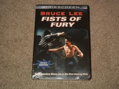 Fists of Fury Bruce Lee (DVD, Movie, Action, English Dubbed, Foreign Film, New)