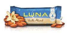 Vanilla Almond Luna Bar