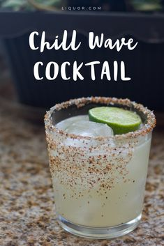 We love to sip on this chill #drink any day of the week.